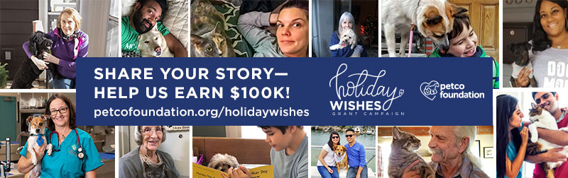 Share Your Story and Help RCHS Earn a $100,000 Grant!