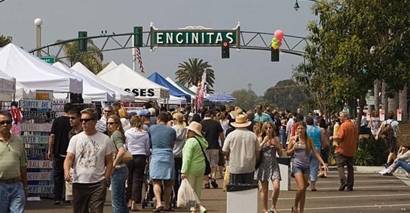 Encinitas Holiday Street Fair