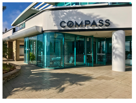 Yappy Hour at COMPASS