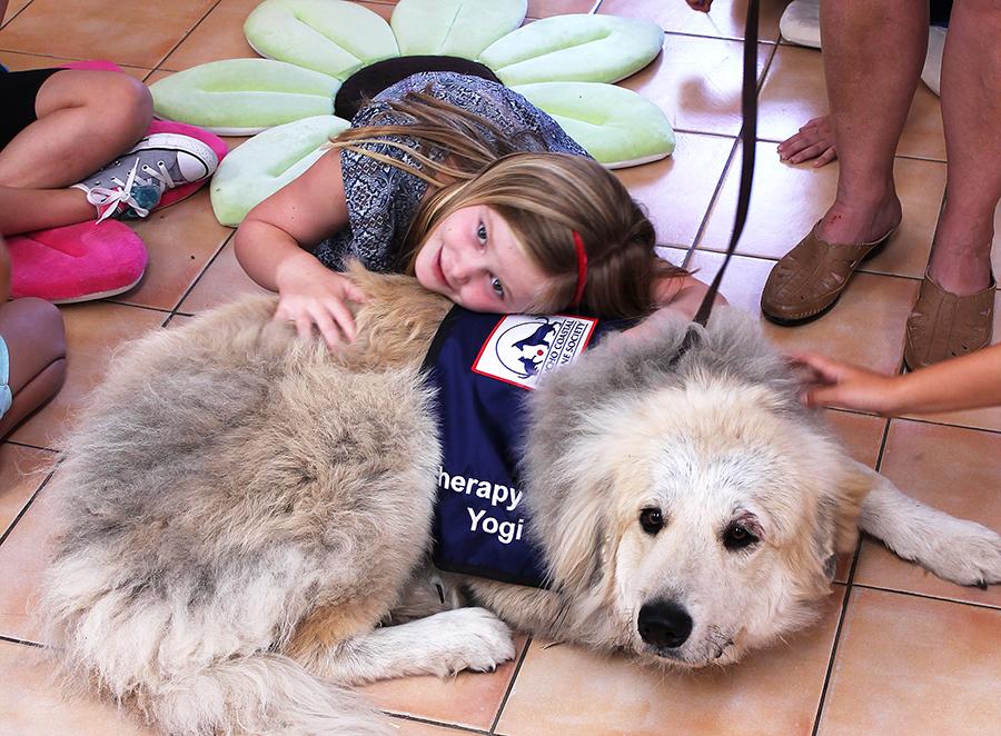 Pet Assisted Therapy – Rancho Coastal Humane Society