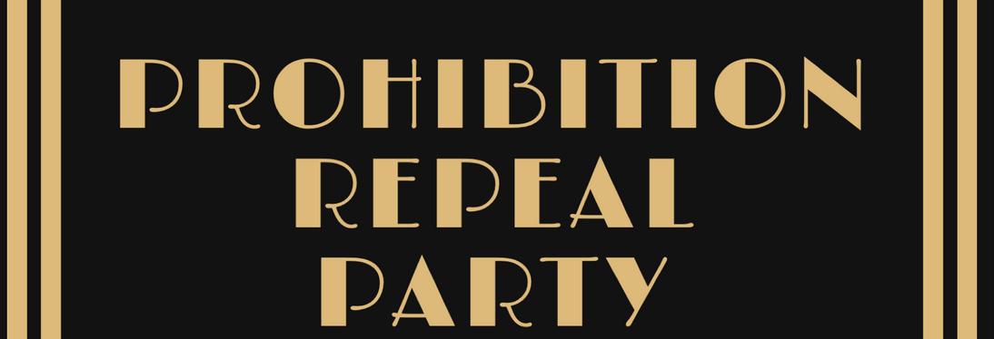 The Roxy Encinitas Prohibition Repeal Party