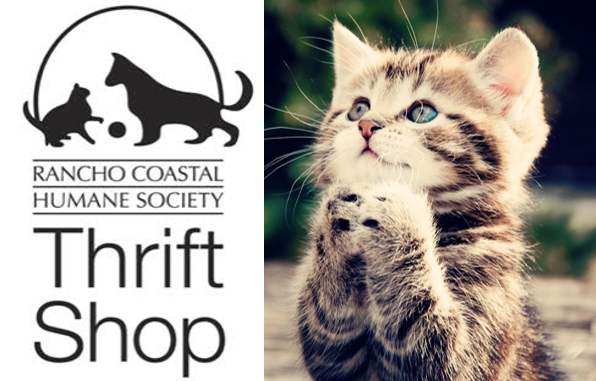 Your Rancho Coastal Humane Society Thrift Shop is Open, Safe, and Needs YOU!